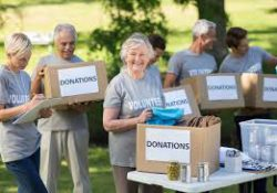 Volunteer Work for Retirees