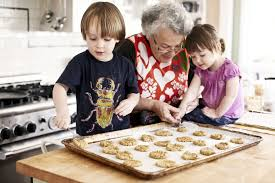 Grandparents Spoiling Grandchildren - Alternatives to Buying Gifts