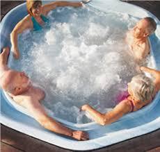 Hot Tubs for Seniors - A Nice Hot Bath